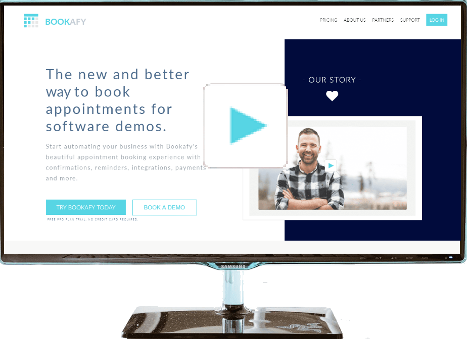 Client Appointment Scheduling Software by Bookafy.com | Try it Free today!