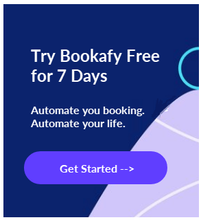 Hair Stylist Appointment App by Bookafy.com | Try it Free today!