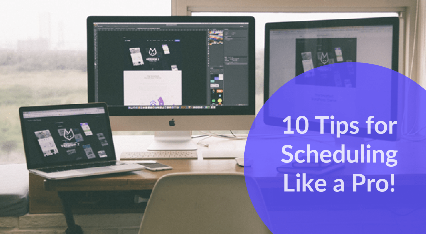 7 Tips for Creating an Efficient Small Business Work Schedule