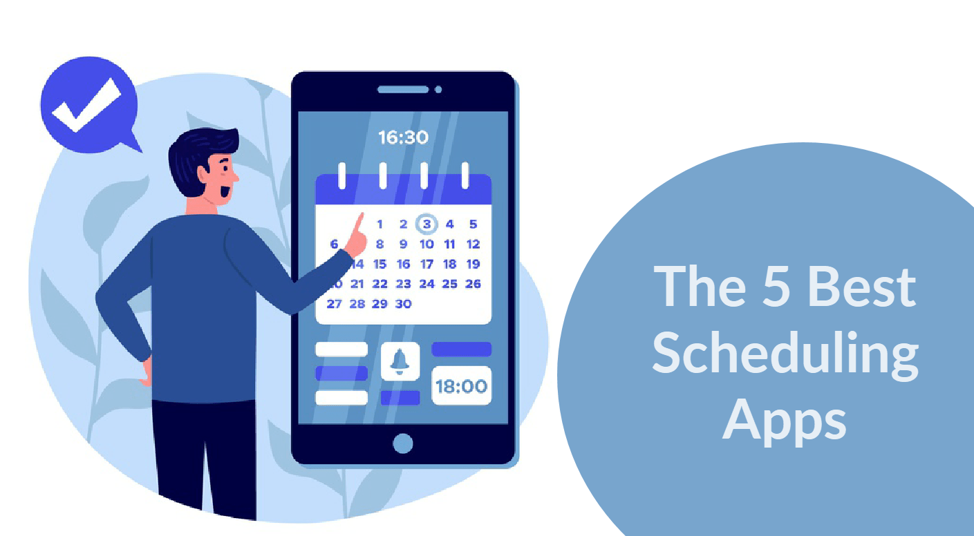 The 5 Best Employee Scheduling Apps